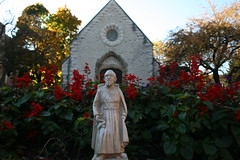 Father Marquette in the Fall