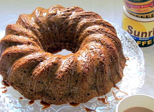 Coffee Nut Cake