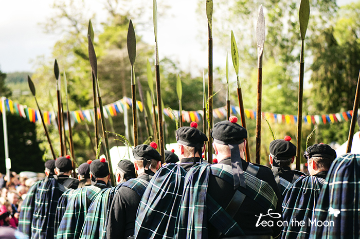 Highland Games, Scotland