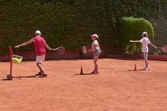 softball(0.0), sport venue(0.0), baseball field(0.0), bat-and-ball games(0.0), tournament(0.0), soft tennis(1.0), tennis(1.0), sports(1.0), competition event(1.0), ball game(1.0), athlete(1.0),