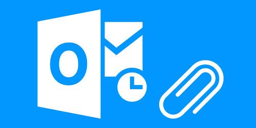 Outlook - jak usunąć limit rozmiaru załącznika