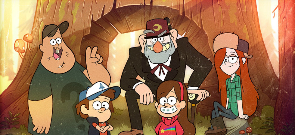 Xem phim Gravity Falls Season 2 - Gravity Falls (Season 2) Vietsub