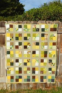 Synchronized Squares (p.s.i quilt)