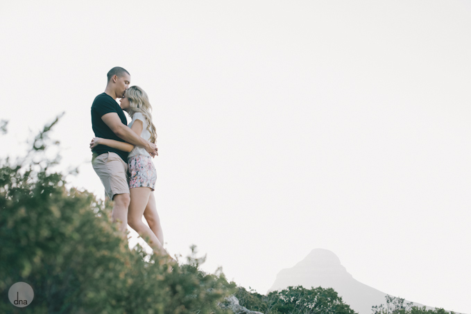 Sam and Mikhail engagement shoot Table Mountain Cape Town South Africa shot by dna photographers 108
