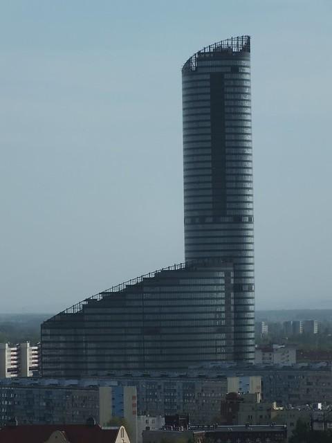 Хмародер Sky Tower