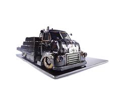 1950 GMC COE Miller welding rig