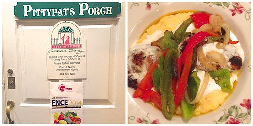 Southern Dining at Pittypat's Porch