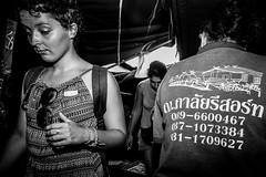 Mae Klong Railway Market   Bangkok 2016