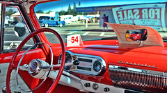 1954 Chevy Bel Air Interior
