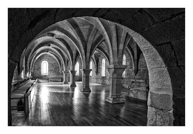 MONASTERIO DE POBLET  ( Tarragona-Cataluña-España )
