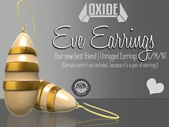OXIDE Eve Earrings