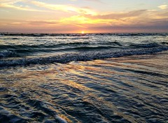 Felt SO good to be at the #beach last night for #sunset..