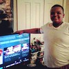 My son's my world... Yet sometimes, I know I smother the shit out of him due to my worries about this fuct'd-up world that he's been born into.   *My* Lucian Edward; aged 10yrs and about to be 11this summer (#gemini:gemini:).   Though he knows he's mixed