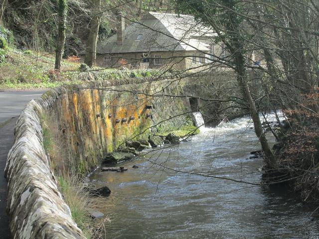 Kemback waterfall