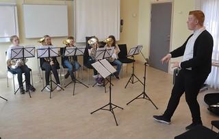 Lars-Otto Torsvik instruerar!