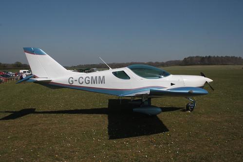 G-CGMM CZAW SportCruiser Popham 090417