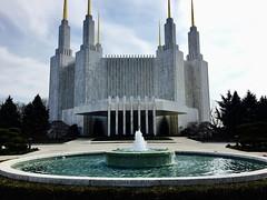 Kensington MD ~ LDS Temple
