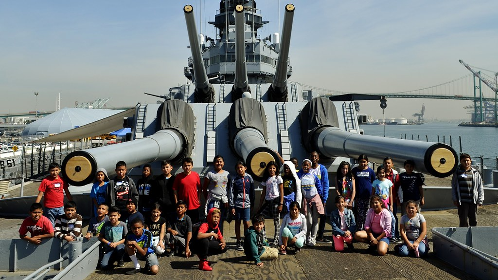 USS Iowa Museum Day of Discovery (15)   At the Day of Discov…   Flickr