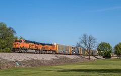 BNSF Train V-BIRKCK1-07A