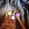 www artist... These are on my painting shirt and sometimes palette. #wordpress #buttons thanks @thingalon
