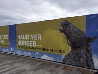 Haud yer horses