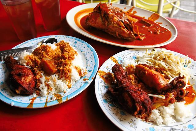 Anuar Bangsar Curry Rice