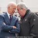 VP Joe Biden and US Rep.  Bob Brady seeing eye to eye.  (10/16/14)