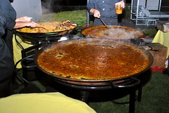 paella, food, dish, cuisine, cooking,