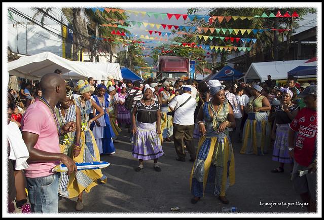 Carnaval en La Ceiba, Honduras
