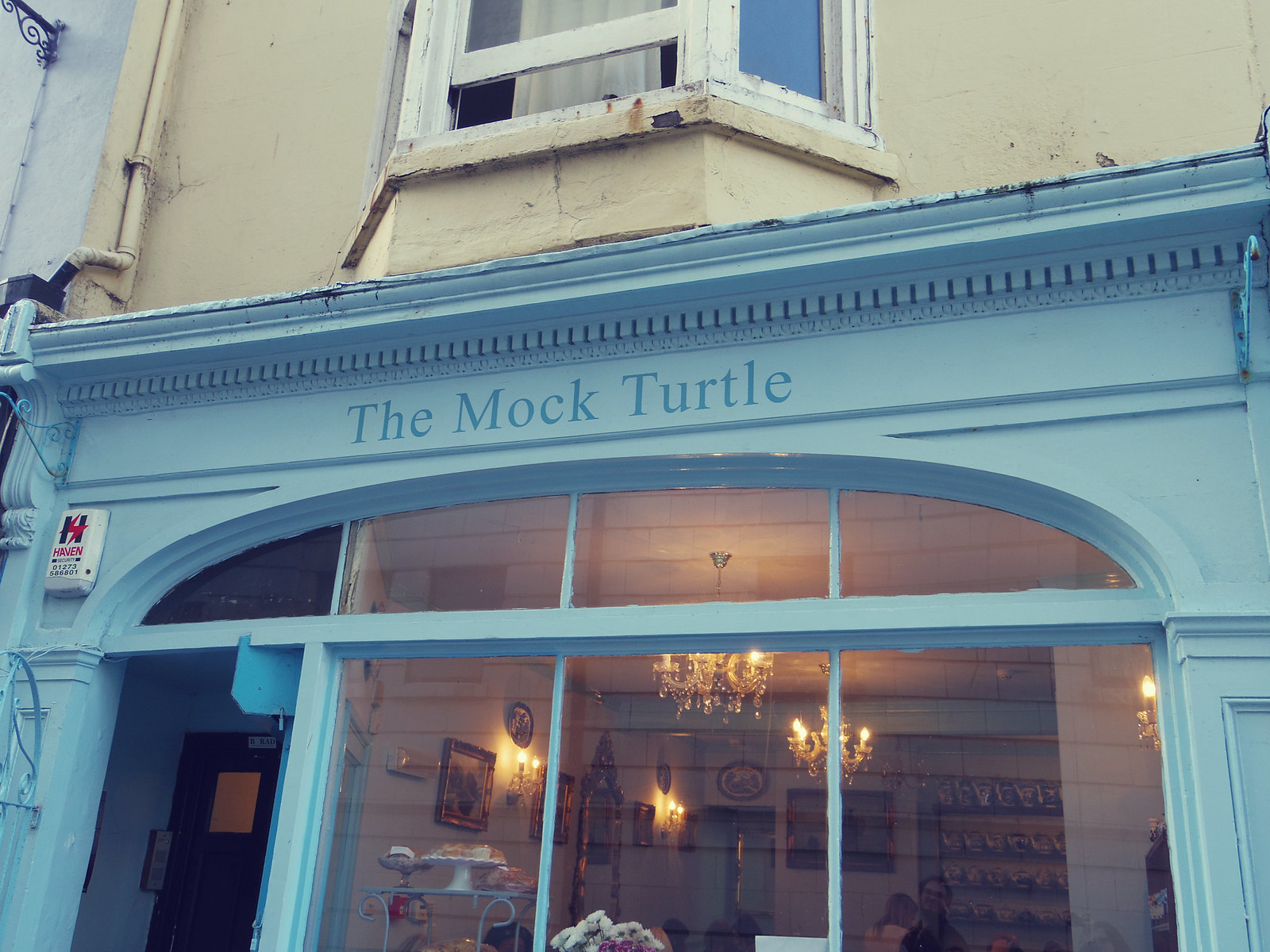 best tearoom brighton