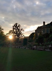 Early evening at Glyndebourne