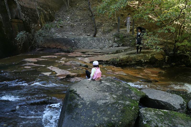 るり渓は5歳児ぐらいは大丈夫