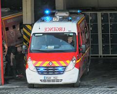 BSPP (Paris FD) - VSAV 152 (Medic 152)