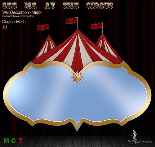 See me at the circus