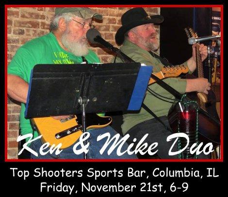 Ken & Mike Duo 11-21-14