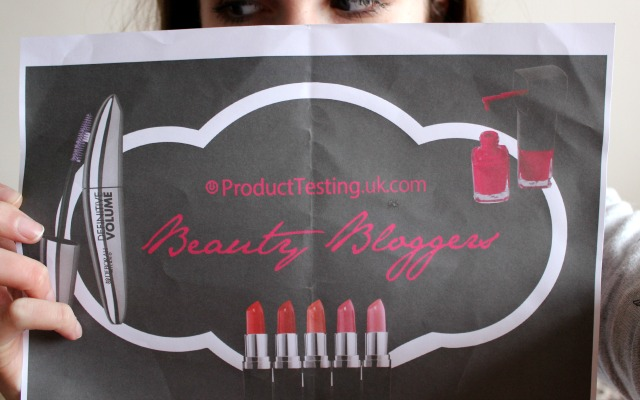 product-testing-beauty-blogger