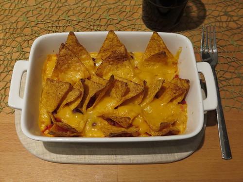 Tortilla Chip Auflauf