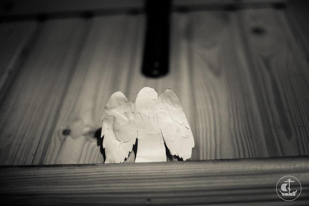 26 октября 2014, Божественная литургия в храме святых равноапостольных Константина и Елены / 26 October 2014, Divine Liturgy in the Church of Saint Constantine and Helena