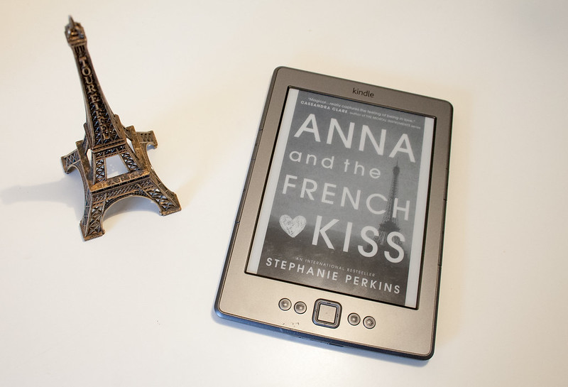 Anna and the French Kiss Kindle cover