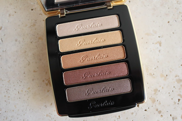 Guerlain Petrouchka swatches review