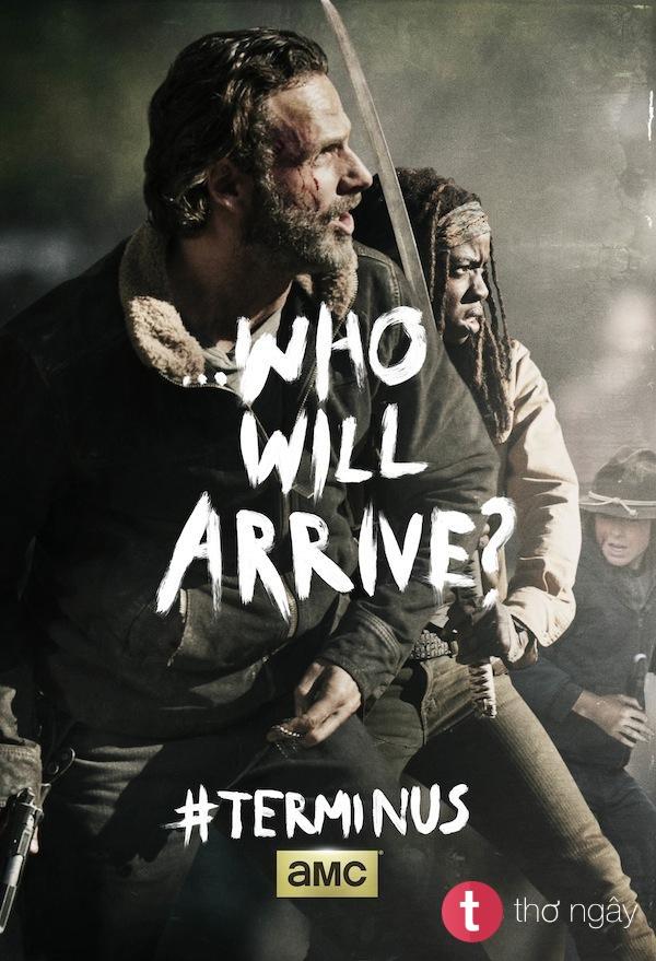 Phim Xác Sống: Phần 5 - The Walking Dead: Season 5