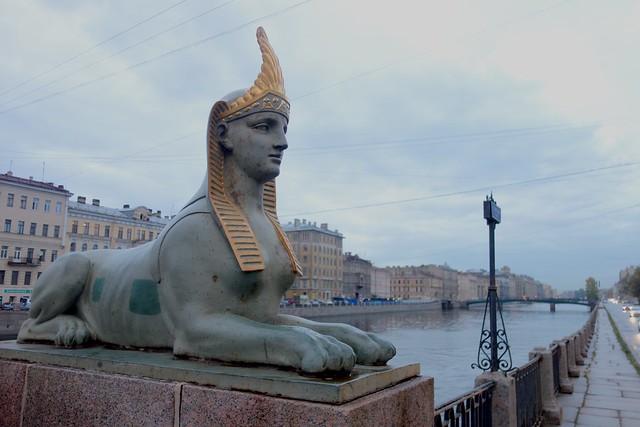 544 - Paseo por San Petersburgo