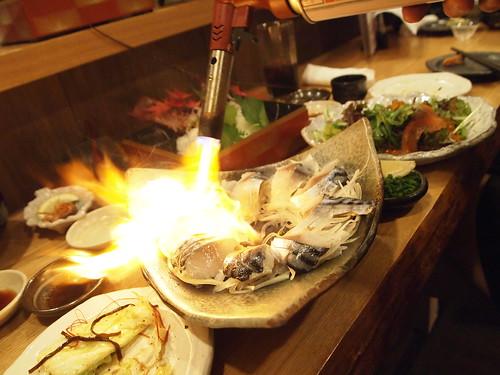 俺の魚を食ってみろ 神田分店