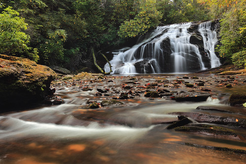 waterfall northcarolina whiteowl northcarolinamountains canon1635f28 northcarolinawaterfalls durinsday canon6d whiteowlfalls