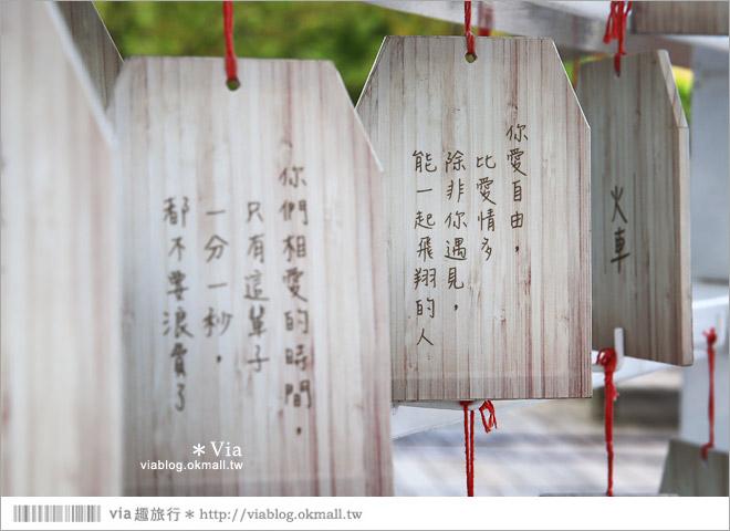 【愛情火車站】合興車站‧新竹內灣新景點!薰衣草森林進駐~有香草舖子+小甜心11