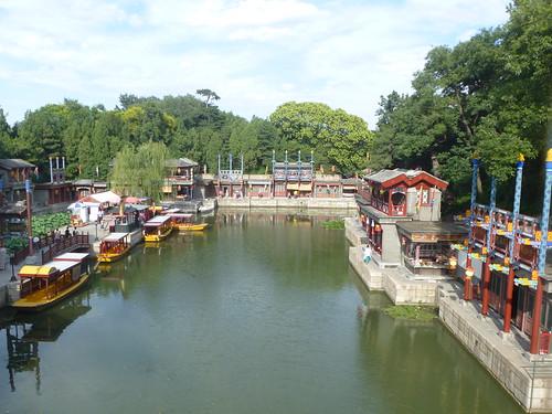 Beijing-Palais d'été-Rue Suzhou (6)