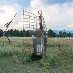 John Ferguson, Second Wind, Steel, 2014 - Photograph by Wes Magyar