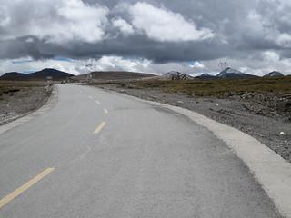 Lhakpa La Pass