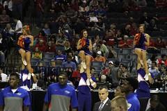 Florida & UCLA Cheerleaders