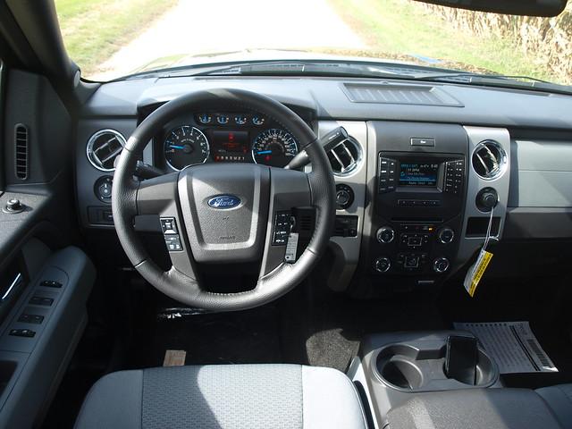 2014 Ford F-150 XLT 4WD Crew Cab